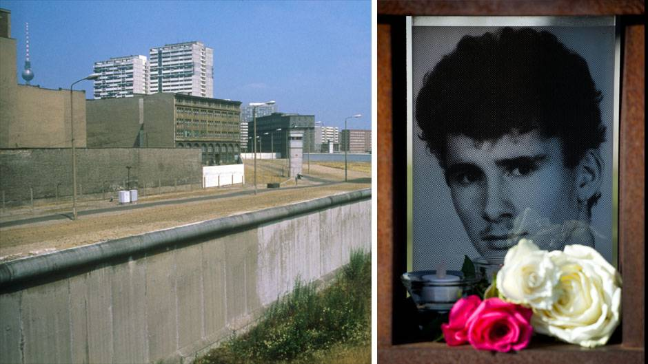 Berliner Mauer, Chris Gueffroy