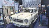 Borgward Isabella Combi, Baujahr 1959/1960 mit 75 PS, 1,5 Liter. Präsentiert vom Borgward Club Bremerhaven.