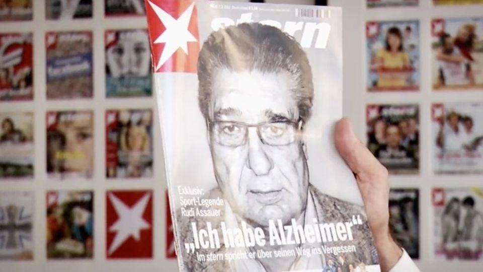 Rudi Assauer ist nach langer Alzheimer-Erkrankungverstorben.