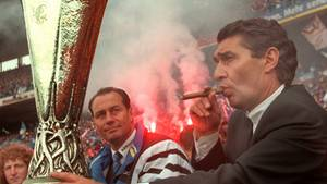 Schalke-Manager Rudi Assauer