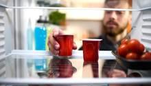 Kühlschrank-Tinder: Samsung überrascht mit Dating-App