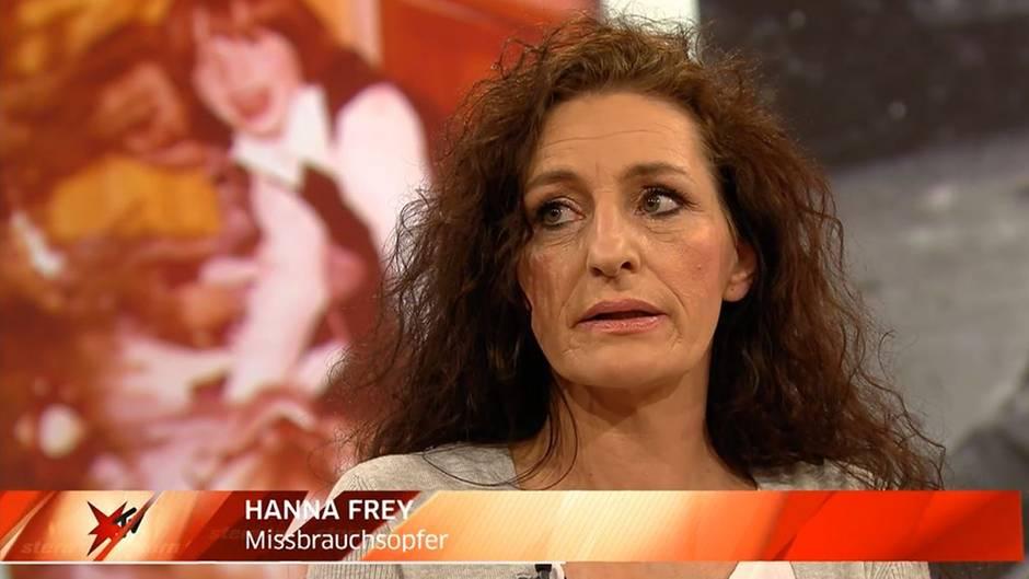 """stern TV-Studiotalk vom 06.02.2019: Missbrauchsopfer und Buchautorin Hanna Frey: """"Der Glaube an mich selber war entscheidend"""""""