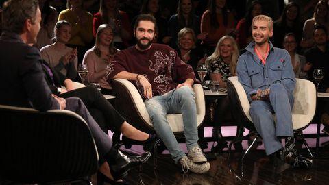 Tom Kaulitz Bill Kaulitz Heidi Klum