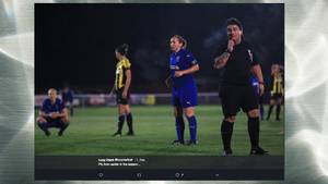Fußball Transgender Großbritannien