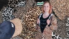 Ich bin süchtig nach Leoparden-Print