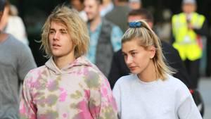 Justin Bieber und seine Frau Hailey Baldwin