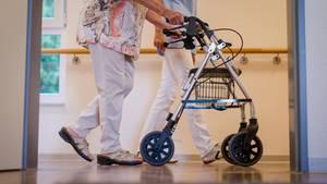Kosten für Pflege