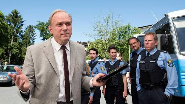 """""""Tatort"""" mit Ulrich Tukur"""