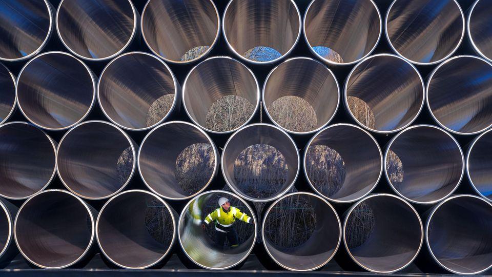 Was hinter Nord Stream 2 steckt - und warum das Pipeline-Projekt so umstritten ist