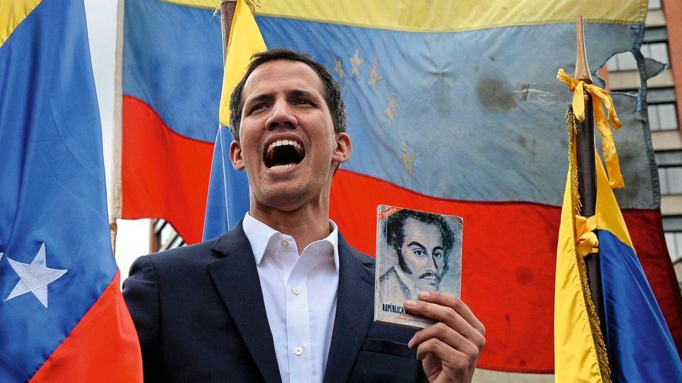 Venezuelas Menschen kämpfen ums Überleben. Putin und Trump um Macht