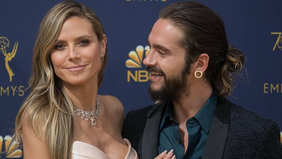 """""""Markus Lanz"""": Wie erobert man Heidi Klum? Tom Kaulitz plaudert aus dem Nähkästchen"""