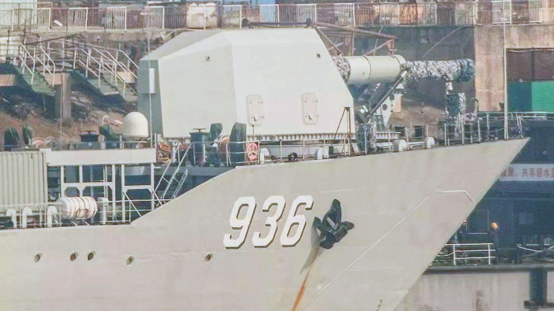 Railguns benötigen eine so starke Stromversorgung, dass die Schiffe für das System gebaut sein müssen.