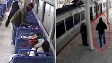 USA: Vater steigt zum Rauchen aus dem Zug –und lässt Baby einen Moment zu lange allein