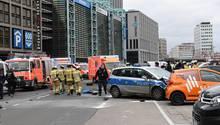 An der Grunerstraße in Berlin kam es vor einem Jahr zu dem tödlichen Unfall