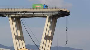 Genua: Wiederaufbau beginnt – so sieht die Morandi-Brücke heute aus