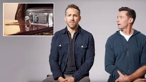 Hollywood-Stars Ryan Reynolds und Hugh Jackman liefern sich witziges Werbe-Battle