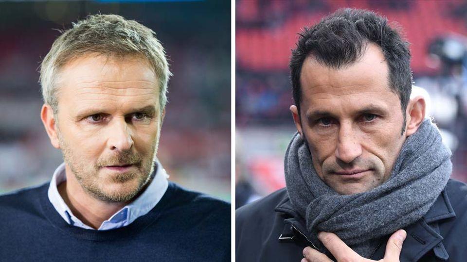 Didi Hamann und Hasan Salihamidzic streiten sich wegen Robert Lewandowski