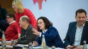 Klausurtagung der SPD