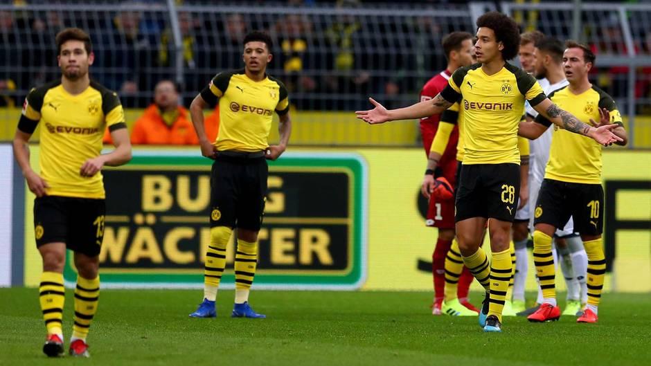 Nach dem Spiel gegen Hoffenheim herrschte Ratlosigkeit unter den BVB-Stars