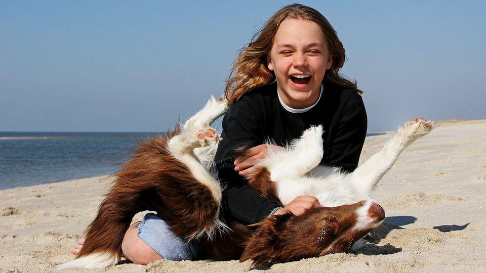 Martin Rütter erklärt, wie wichtig das Spielen mit dem Hund ist