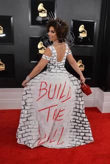 Grammys Joy Villa
