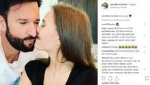 Michael Wendler und Freundin Laura ganz intim auf Instagram