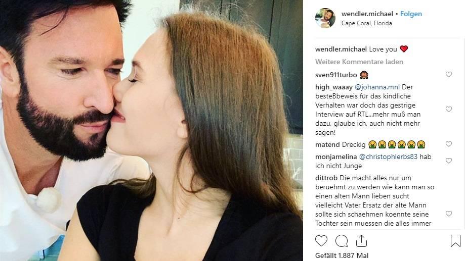 Michael Wendler Instagram