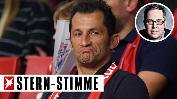 Sportdirektor des FC Bayern München: Hasan Salihamidzic