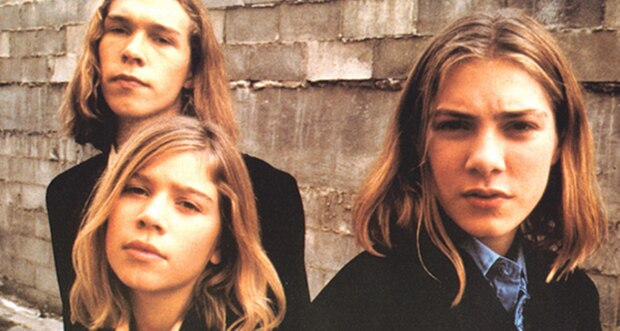 Hanson in den 90ern