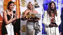 In Los Angeles wurden zum 61. mal die Grammys verliehen.