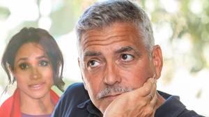 Meghan Markle George Clooney