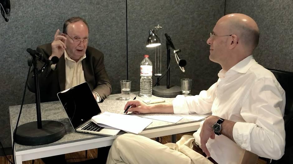 Heidemann im Interview