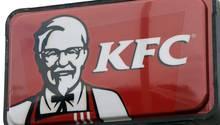 Logo von Kentucky Fried Chicken