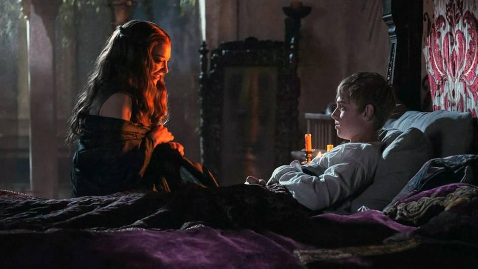 """In dieser Szene in der vierten Staffel von """"Game of Thrones"""" hat Ser Pounce in der Serie seinen einzigen Auftritt"""