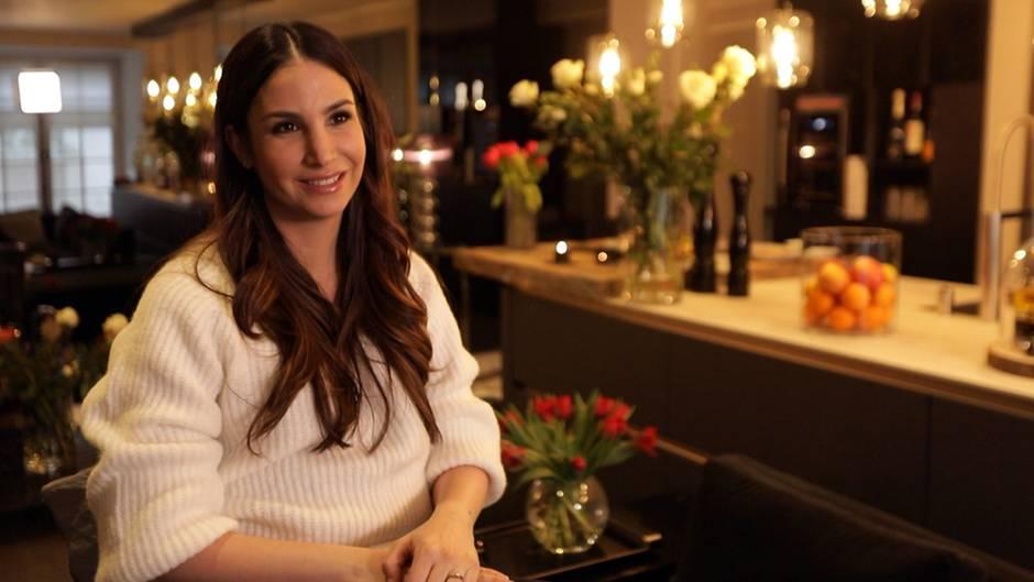 Wieder schwanger im 5. Monat: Sila Sahin-Radlinger im Interview mit stern TV.