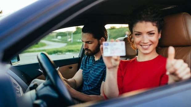 Führerschein Prüfung Fahrlehrer