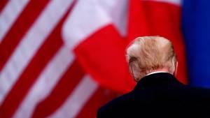 Donald Trump - Wäre das sein natürlicher Look?