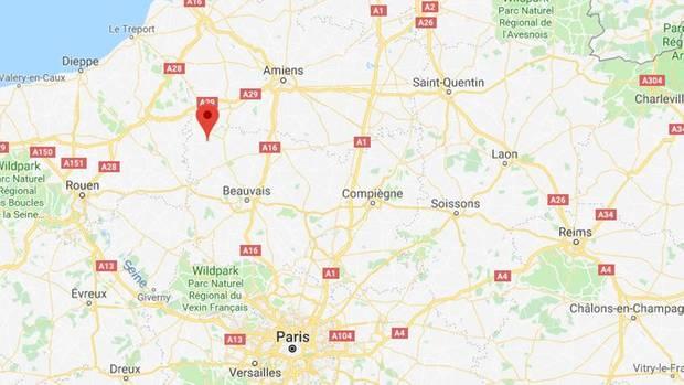 Feuquières liegt im Norden Frankreichs, hat etwa 1400 Einwohner - und wird gerade wegen des Kläff-Verbots berühmt