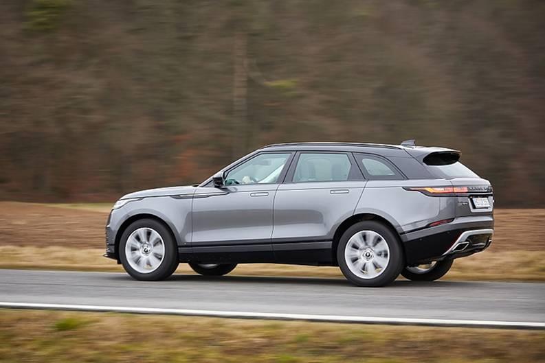Range Rover Velar D 300 - 4,80 Meter lang