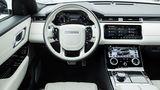 Das Cockpit des Range Rover Velar D 300