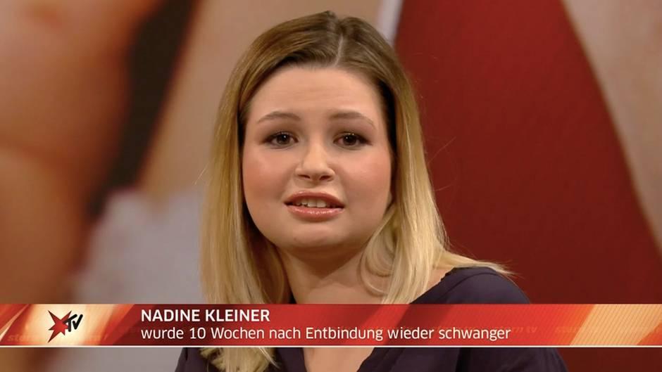 """stern TV-Studiogespräch vom 13.02.2019: Frühe Schwangerschaft nach einer Geburt: """"Ich hatte zum zweiten Kind anfangs ein Bindungsproblem"""""""