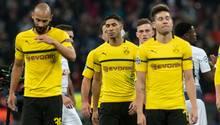 Champions League, Tottenham Hotspur - Borussia Dortmund,