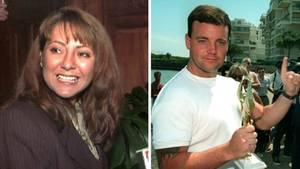 Lorena und ihr Ex-Ehemann John Wayne Bobbitt