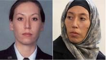 Die ehemalige US-Offizierin Monica Witt wird der Spionage verdächtigt