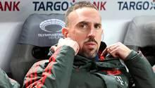 FC-Bayern-Profi Franck Ribéry