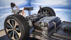 Mercedes setzt auf eine umfassende Elektrifizierung
