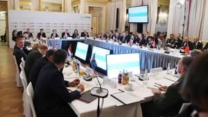 Der erste Tag der 55. Münchner Sicherheitskonferenz