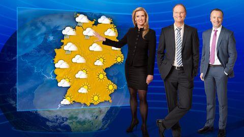 ARD - Wetterfrösche - Produktion - Sven Plöger - Claudia Kleinert