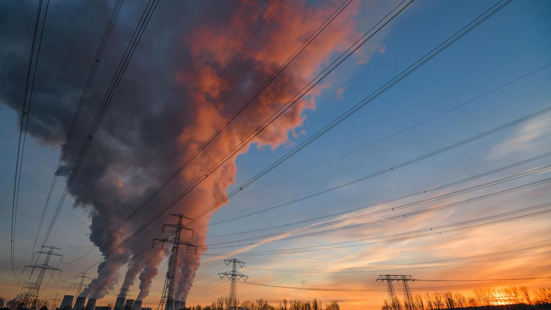 Kohle-Industrie