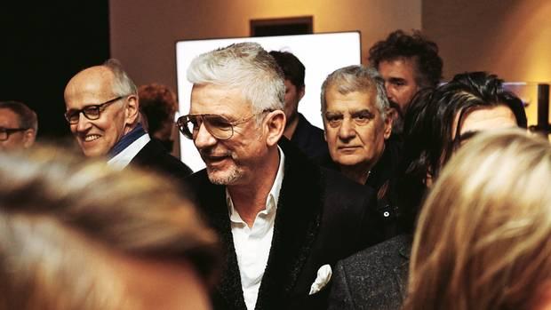 Er lieferte die Roman-Vorlage für den Film: Autor Heinz Strunk